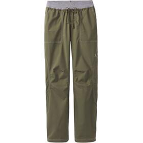 Prana W's Drew Pants Cargo Green
